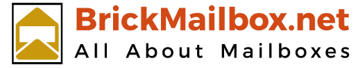 BrickMailbox.net: All About Mailboxes